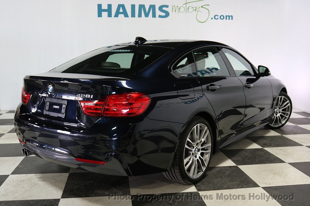 2015 BMW 4 Series 428i Gran Coupe 4dr - 18134443 - 6
