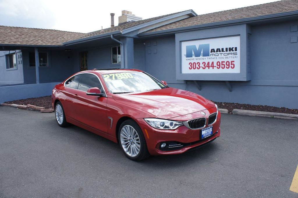 2015 BMW 4 Series 428i xDrive - 17692613 - 0