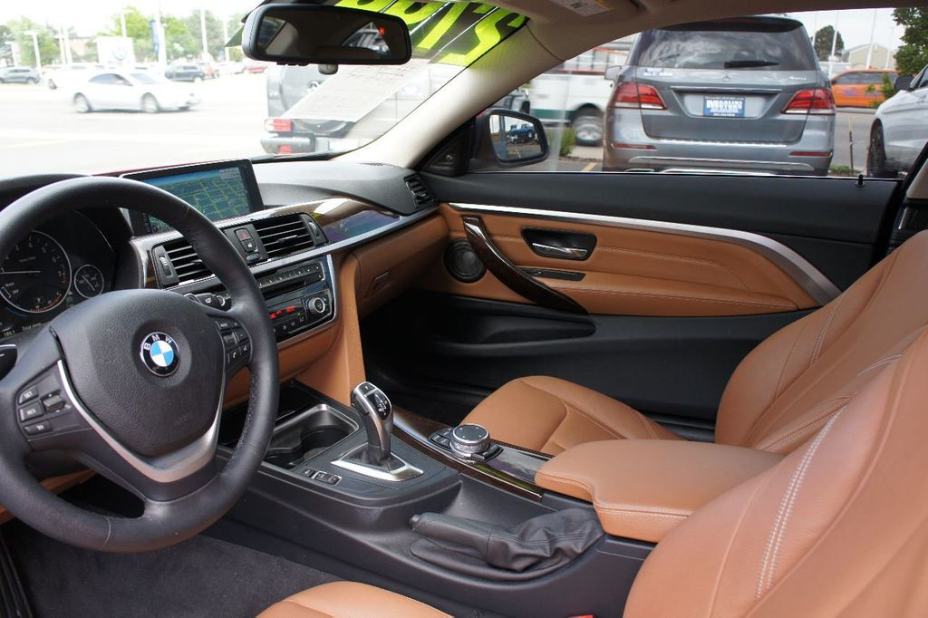 2015 BMW 4 Series 428i xDrive - 17692613 - 12