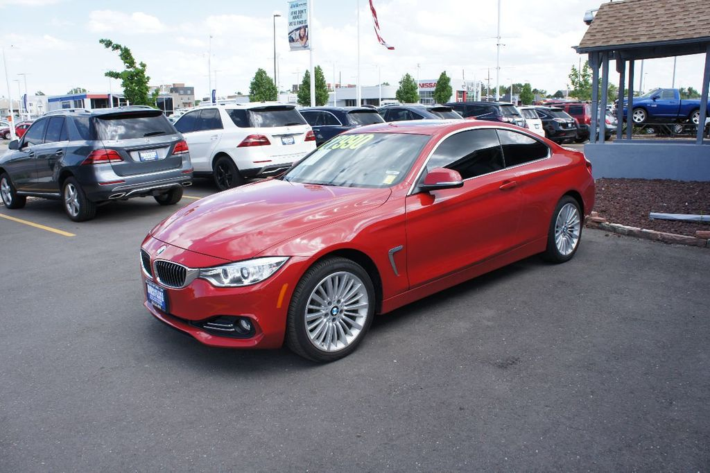 2015 BMW 4 Series 428i xDrive - 17692613 - 1