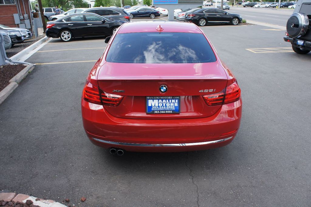 2015 BMW 4 Series 428i xDrive - 17692613 - 4