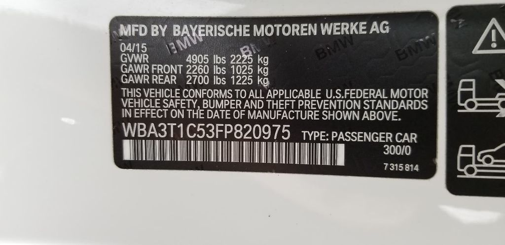 2015 BMW 4 Series 428i xDrive - 18387030 - 30