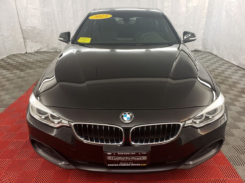 2015 BMW 4 Series 428i xDrive - 18253637 - 1