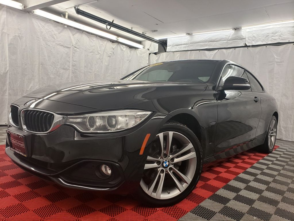 2015 BMW 4 Series 428i xDrive - 18253637 - 32