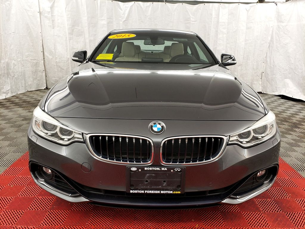 2015 BMW 4 Series 428i xDrive - 18253647 - 1