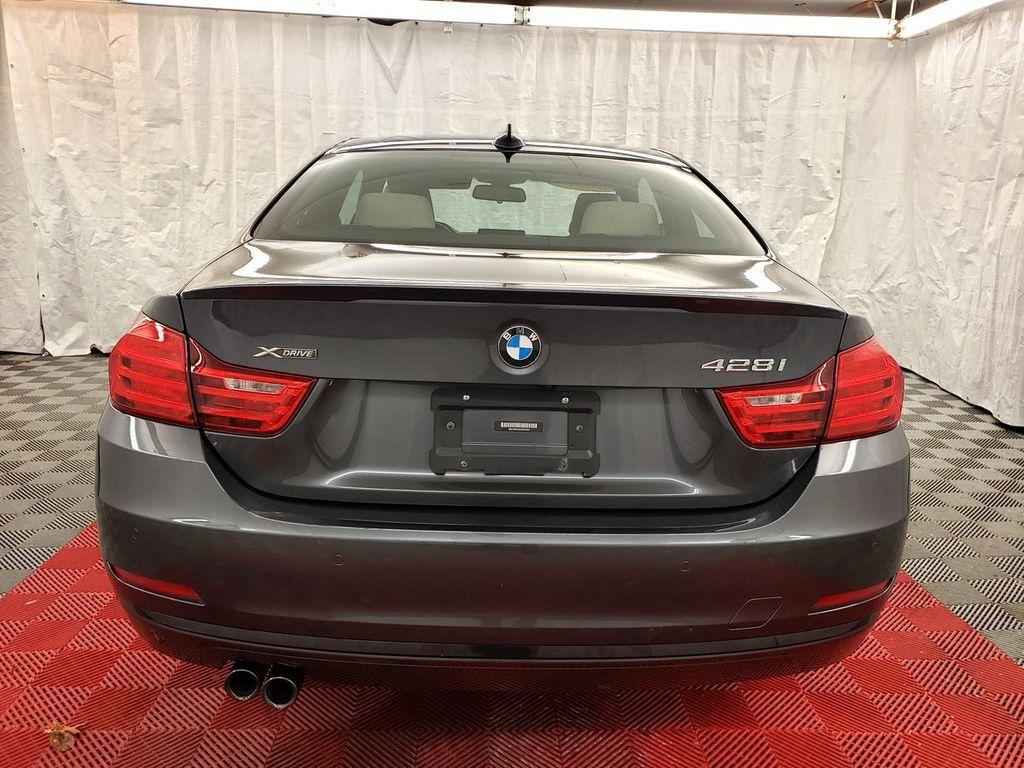 2015 BMW 4 Series 428i xDrive - 18253647 - 4