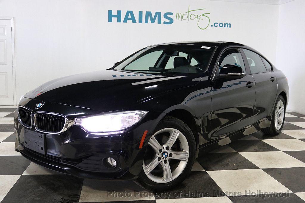 2015 BMW 4 Series 428i xDrive Gran Coupe 4dr - 18592250 - 1