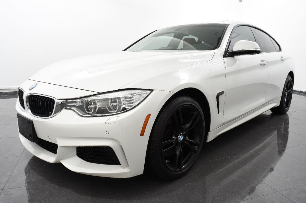 Used 2015 Bmw 4 Series 428i: 2015 Used BMW 4 Series 428i XDrive Gran Coupe 4dr At Auto