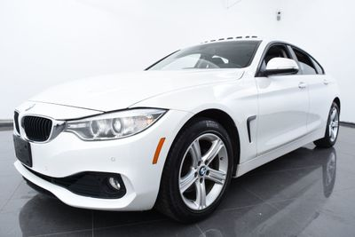 2015 BMW 4 Series 428i xDrive Gran Coupe 4dr