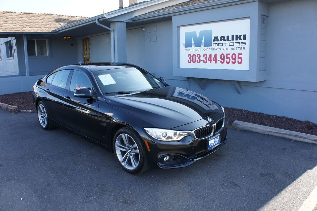 2015 BMW 4 Series 428i xDrive Gran Coupe 4dr - 17910864 - 0