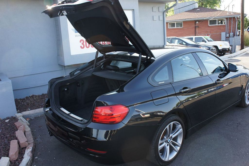 2015 BMW 4 Series 428i xDrive Gran Coupe 4dr - 17910864 - 15