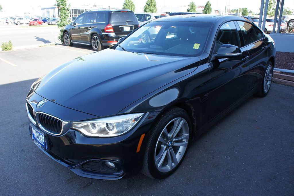 2015 BMW 4 Series 428i xDrive Gran Coupe 4dr - 17910864 - 1