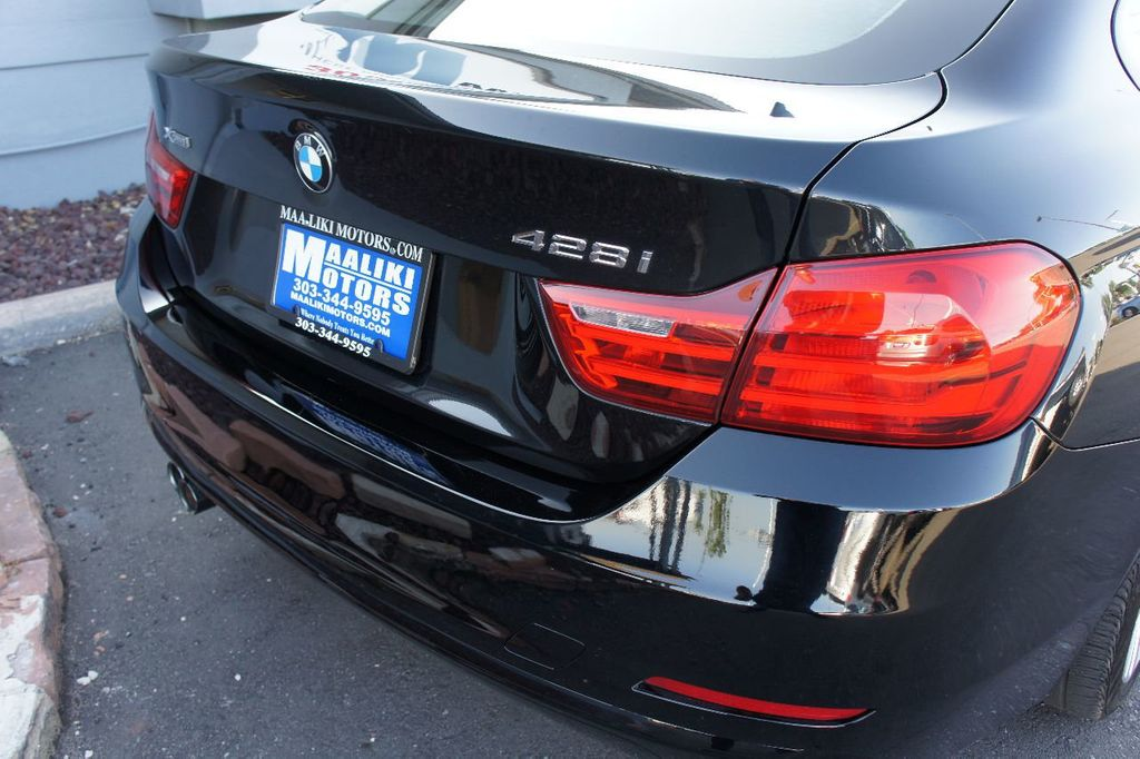 2015 BMW 4 Series 428i xDrive Gran Coupe 4dr - 17910864 - 21