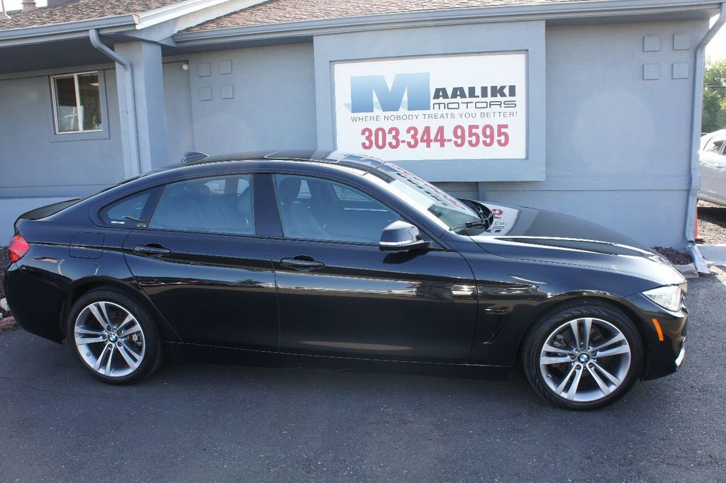 2015 BMW 4 Series 428i xDrive Gran Coupe 4dr - 17910864 - 2