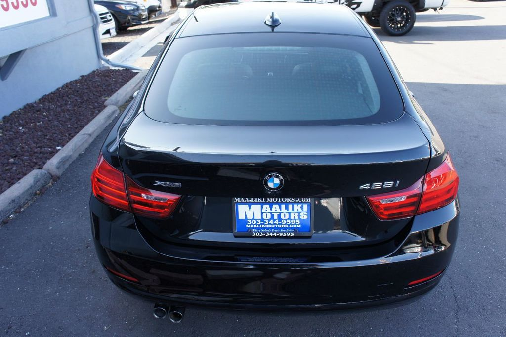 2015 BMW 4 Series 428i xDrive Gran Coupe 4dr - 17910864 - 4