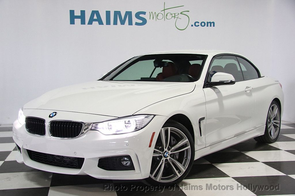 2015 Used Bmw 4 Series 435i At Haims Motors Serving Fort