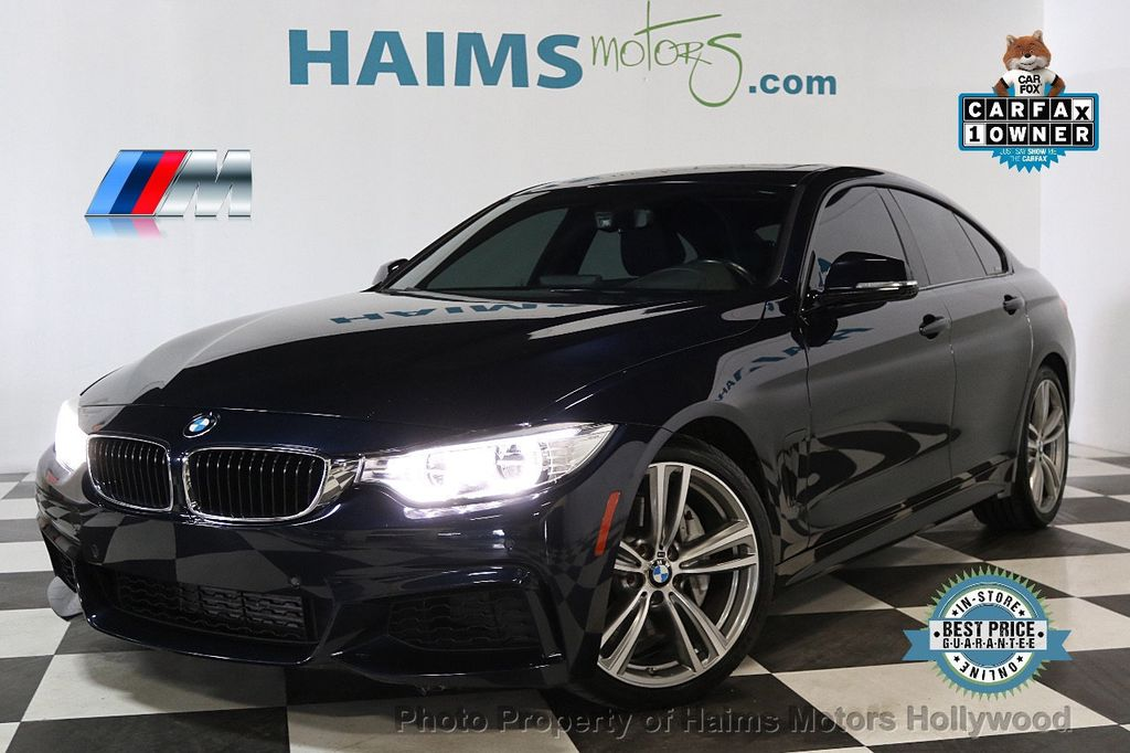2017 Bmw 4 Series 435i Gran Coupe 4dr 17718774