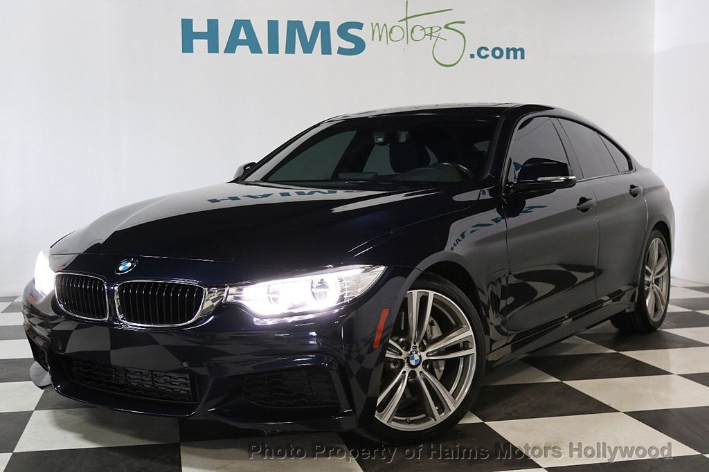 2015 BMW 4 Series 435i Gran Coupe 4dr - 17718774 - 1