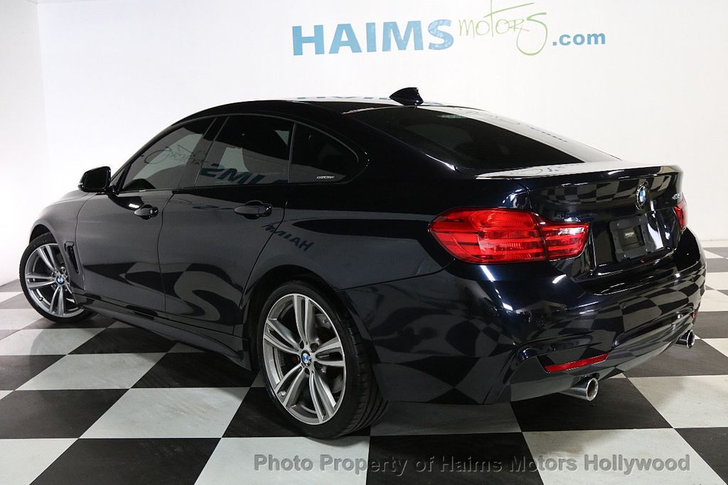 2015 BMW 4 Series 435i Gran Coupe 4dr - 17718774 - 4