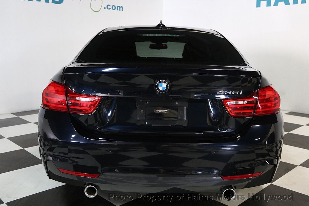 2015 BMW 4 Series 435i Gran Coupe 4dr - 17718774 - 5