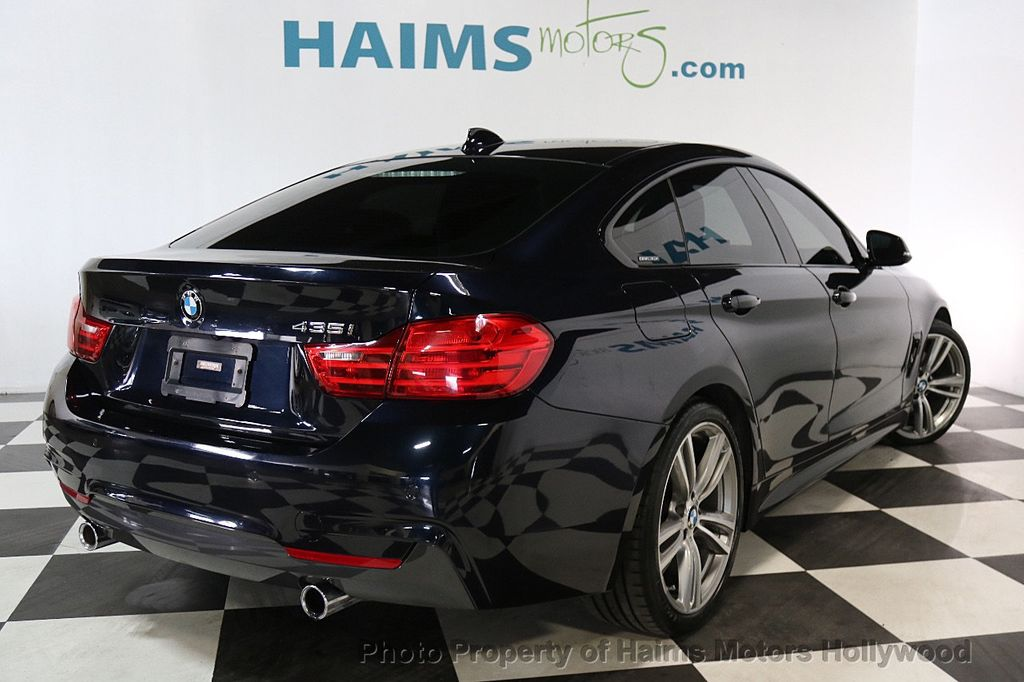 2015 BMW 4 Series 435i Gran Coupe 4dr - 17718774 - 6