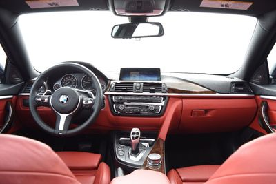 2015 BMW 4 Series 435i xDrive Gran Coupe 4dr - Click to see full-size photo viewer