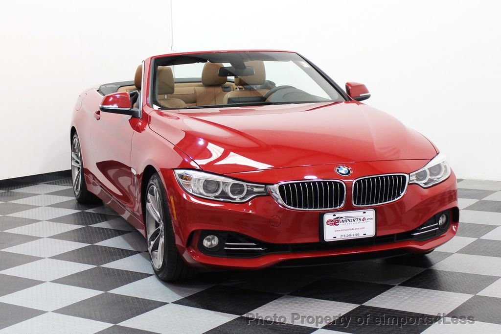 2015 BMW 4 Series CERTIFIED 428i Luxury Line NAVIGATION - 17537714 - 14