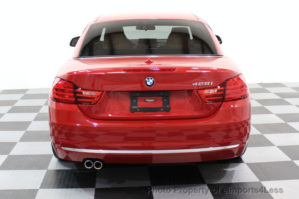 2015 BMW 4 Series CERTIFIED 428i Luxury Line NAVIGATION - 17537714 - 16