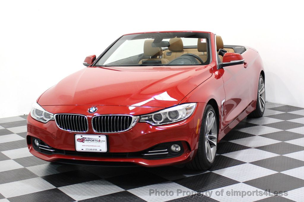 2015 BMW 4 Series CERTIFIED 428i Luxury Line NAVIGATION - 17537714 - 26