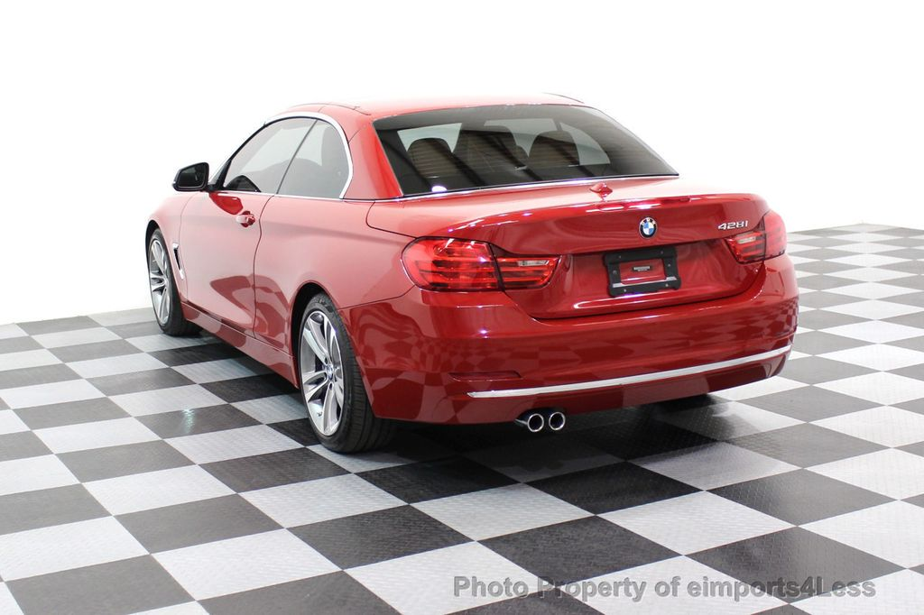 2015 BMW 4 Series CERTIFIED 428i Luxury Line NAVIGATION - 17537714 - 28