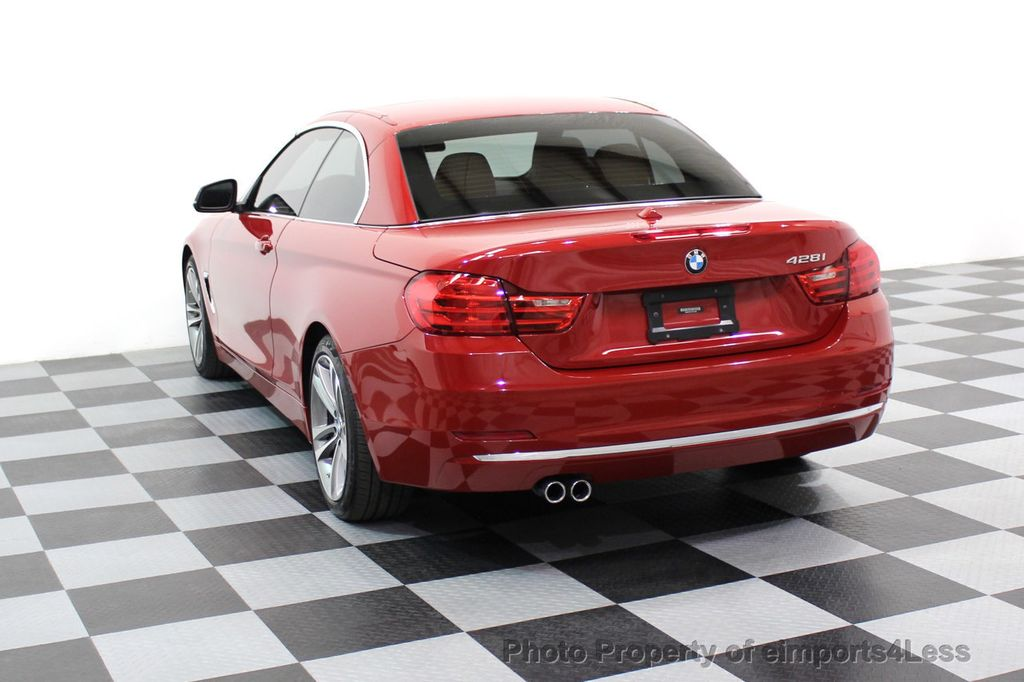 2015 BMW 4 Series CERTIFIED 428i Luxury Line NAVIGATION - 17537714 - 2