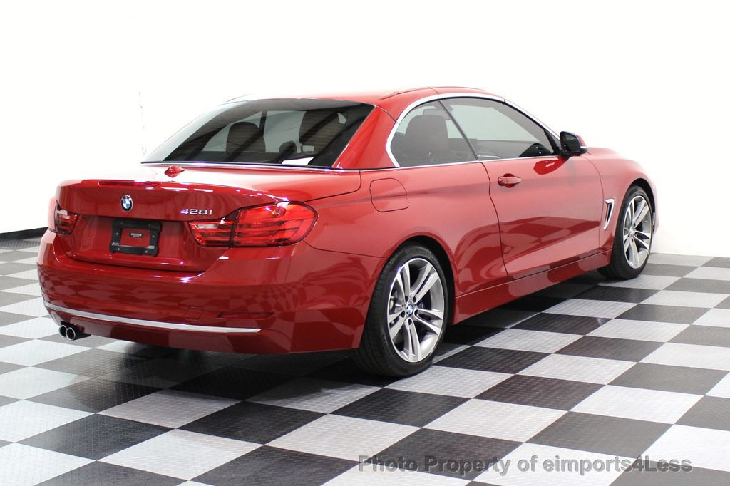 2015 BMW 4 Series CERTIFIED 428i Luxury Line NAVIGATION - 17537714 - 30