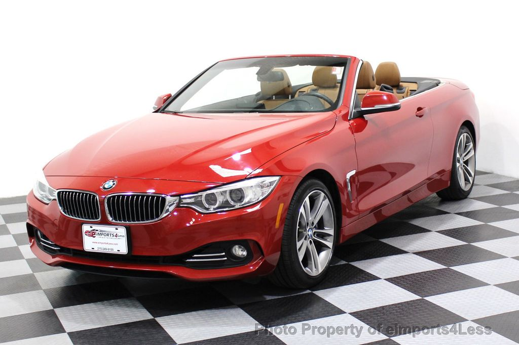 2015 BMW 4 Series CERTIFIED 428i Luxury Line NAVIGATION - 17537714 - 39