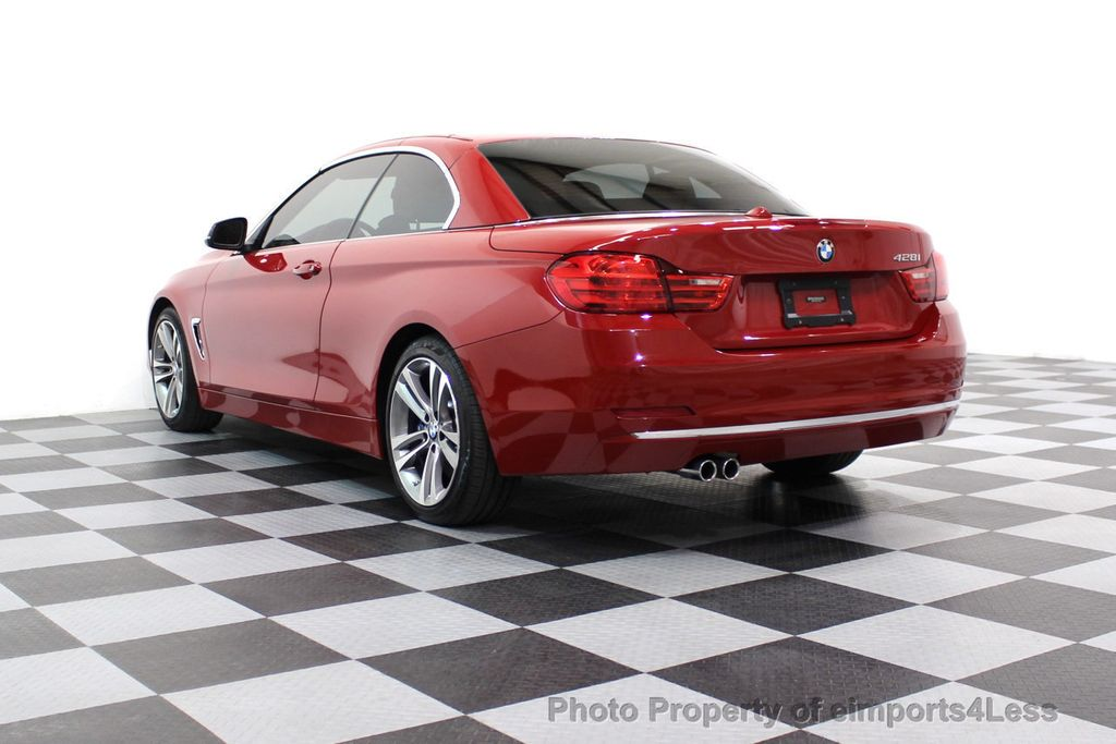 2015 BMW 4 Series CERTIFIED 428i Luxury Line NAVIGATION - 17537714 - 42