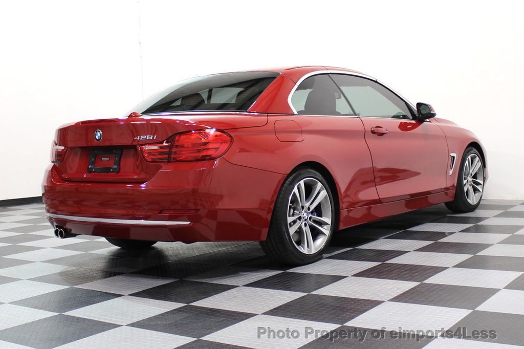 2015 BMW 4 Series CERTIFIED 428i Luxury Line NAVIGATION - 17537714 - 43