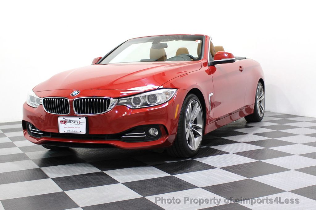 2015 BMW 4 Series CERTIFIED 428i Luxury Line NAVIGATION - 17537714 - 44