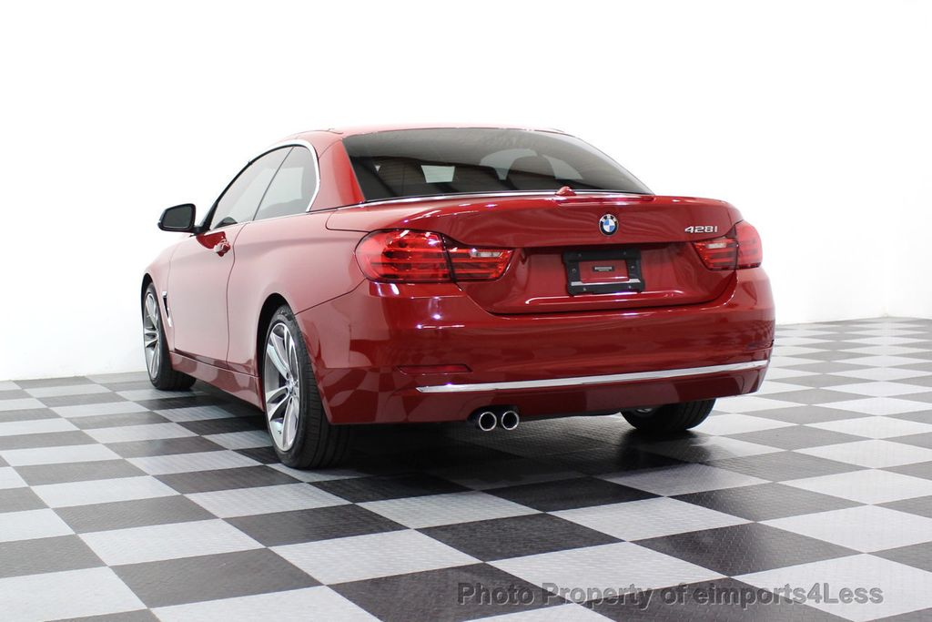 2015 BMW 4 Series CERTIFIED 428i Luxury Line NAVIGATION - 17537714 - 45