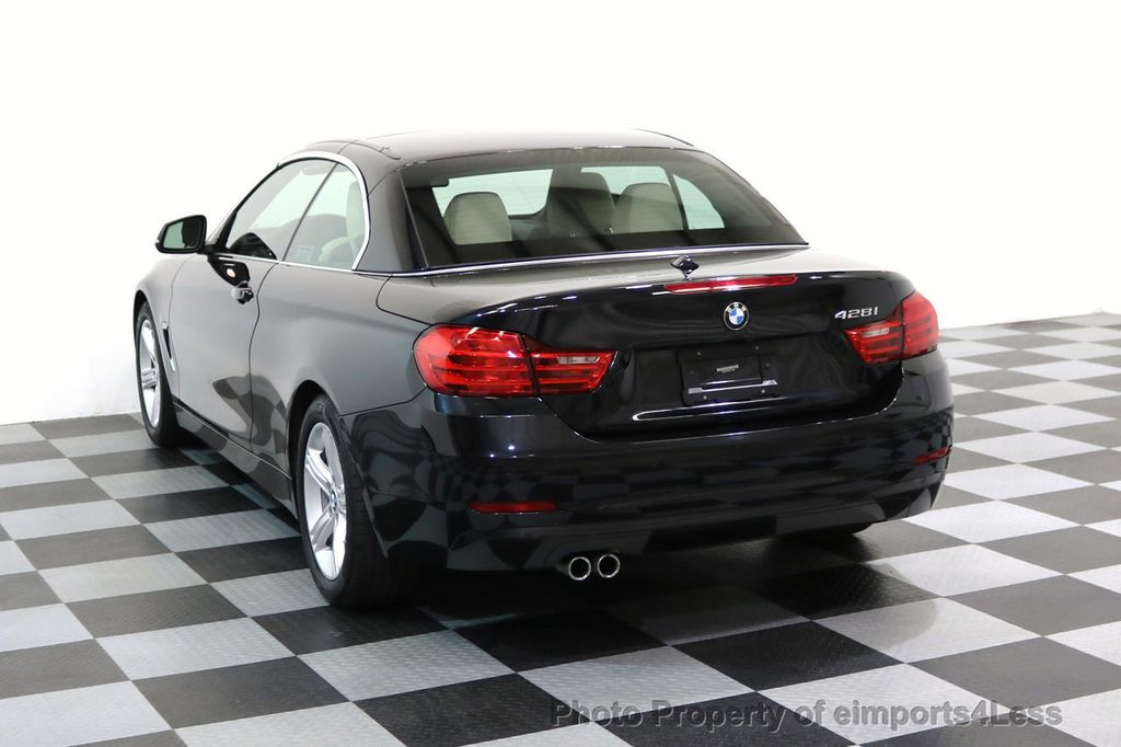 2015 BMW 4 Series CERTIFIED 428i Premium COLD Assist NAVIGATION - 17401953 - 16