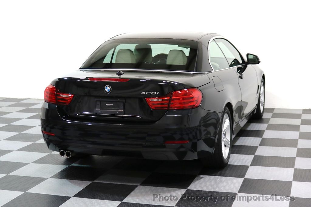 2015 BMW 4 Series CERTIFIED 428i Premium COLD Assist NAVIGATION - 17401953 - 18
