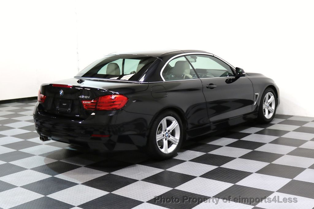 2015 BMW 4 Series CERTIFIED 428i Premium COLD Assist NAVIGATION - 17401953 - 32