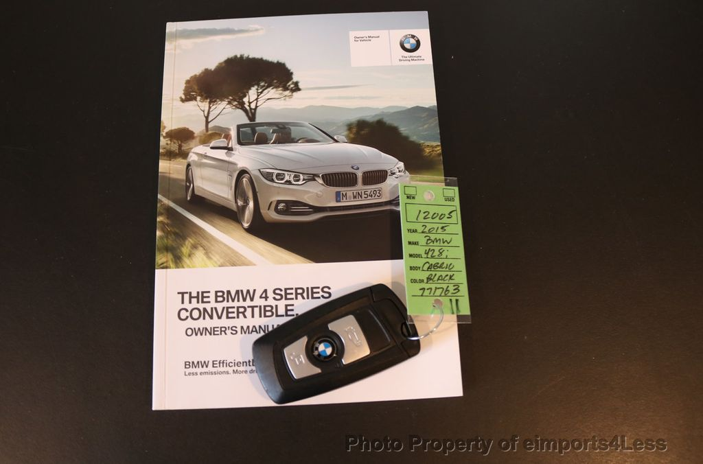 2015 BMW 4 Series CERTIFIED 428i Premium COLD Assist NAVIGATION - 17401953 - 33