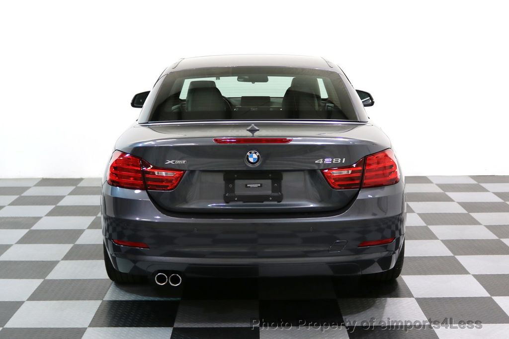 2015 BMW 4 Series CERTIFIED 428i xDRIVE AWD CAMERA NAVIGATION - 17570261 - 17