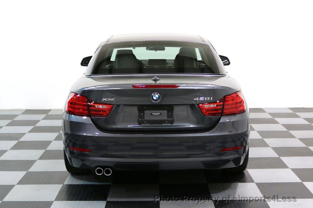 2015 BMW 4 Series CERTIFIED 428i xDRIVE AWD CAMERA NAVIGATION - 17570261 - 17