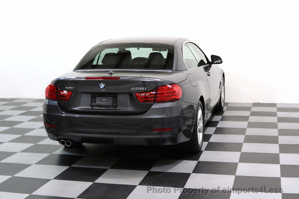 2015 BMW 4 Series CERTIFIED 428i xDRIVE AWD CAMERA NAVIGATION - 17570261 - 18