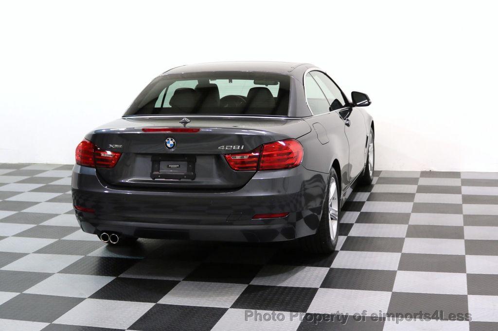 2015 BMW 4 Series CERTIFIED 428i xDRIVE AWD CAMERA NAVIGATION - 17570261 - 18