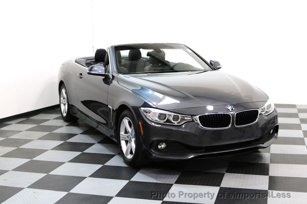 2015 BMW 4 Series CERTIFIED 428i xDRIVE AWD CAMERA NAVIGATION - 17570261 - 1