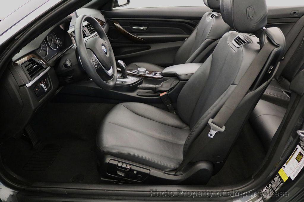 2015 BMW 4 Series CERTIFIED 428i xDRIVE AWD CAMERA NAVIGATION - 17570261 - 23