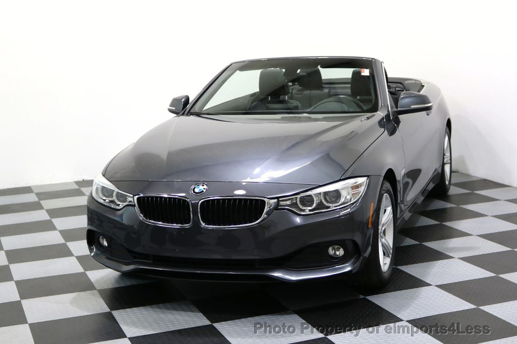 2015 BMW 4 Series CERTIFIED 428i xDRIVE AWD CAMERA NAVIGATION - 17570261 - 28