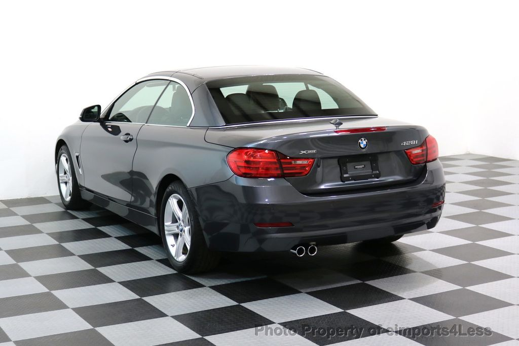 2015 BMW 4 Series CERTIFIED 428i xDRIVE AWD CAMERA NAVIGATION - 17570261 - 2