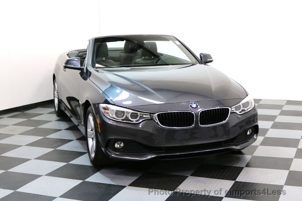 2015 BMW 4 Series CERTIFIED 428i xDRIVE AWD CAMERA NAVIGATION - 17570261 - 29
